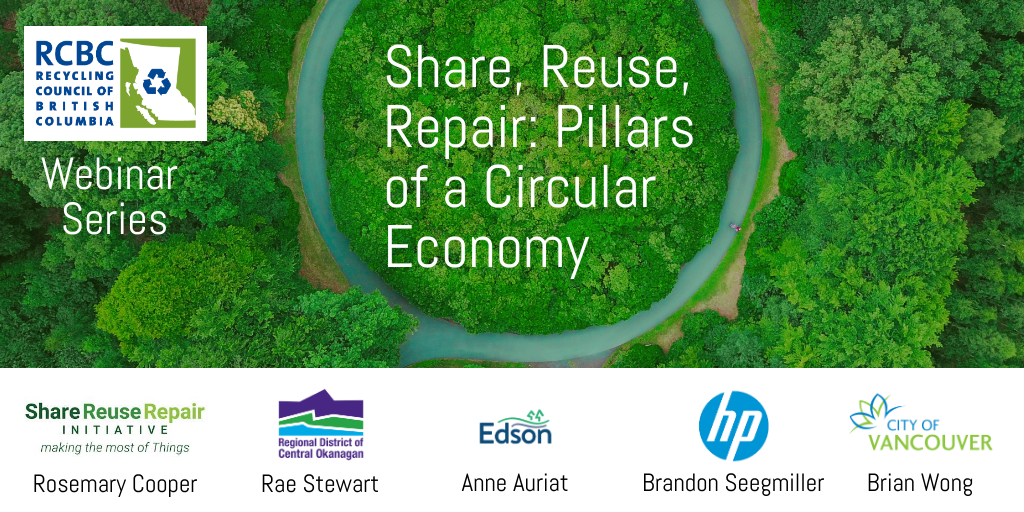 Share Reuse Repair webinar